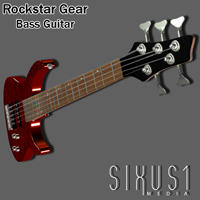 Rock Star Bass