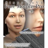 V4 Face Morphs Pro